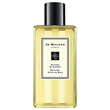 Buy Jo Malone Nutmeg & Ginger Bath Oil, 250ml Online at johnlewis.com