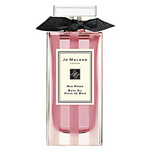 Buy Jo Malone London Red Roses Bath Oil, 30ml Online at johnlewis.com