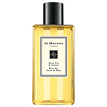 Buy Jo Malone London Wild Fig & Cassis Bath Oil, 250ml Online at johnlewis.com