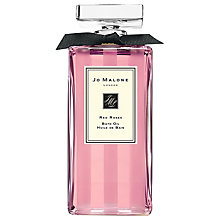 Buy Jo Malone Red Roses Bath Oil, 200ml Online at johnlewis.com