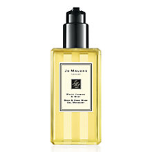 Buy Jo Malone London White Jasmine & Mint Body & Hand Wash, 250ml Online at johnlewis.com