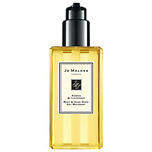 Buy Jo Malone Amber & Lavender Body & Hand Wash, 250ml Online at johnlewis.com