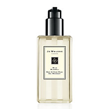 Buy Jo Malone London Wild Bluebell Body & Hand Wash, 250ml Online at johnlewis.com