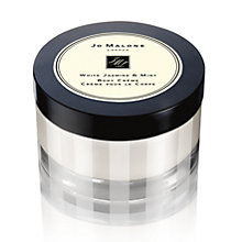 Buy Jo Malone London White Jasmine & Mint Body Crème, 175ml Online at johnlewis.com