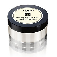 Buy Jo Malone London Nectarine Blossom & Honey Body Crème, 175ml Online at johnlewis.com