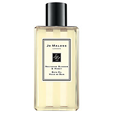 Buy Jo Malone Nectarine Blossom & Honey Bath Oil, 250ml Online at johnlewis.com