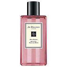 Buy Jo Malone Red Roses Bath Oil, 250ml Online at johnlewis.com