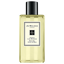 Buy Jo Malone London French Lime Blossom Bath Oil, 250ml Online at johnlewis.com