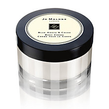 Buy Jo Malone Blue Agava & Cacao Body Crème, 175ml Online at johnlewis.com