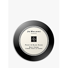 Buy Jo Malone London Peony & Blush Suede Body Crème Body Creme, 175ml Online at johnlewis.com