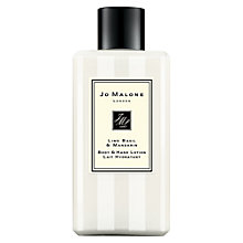Buy Jo Malone Lime Basil & Mandarin Body & Hand Lotion Online at johnlewis.com