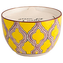 Buy Paddywax Boheme Large Fig and Violet Scented Candle Online at johnlewis.com