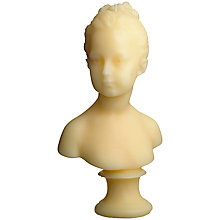 Buy Cire Trudon Louise Bust Candle, Ivory Online at johnlewis.com