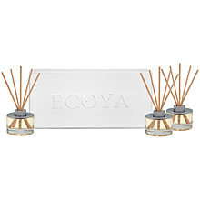 Buy Ecoya Mini Diffuser Set Online at johnlewis.com