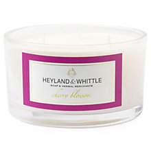 Buy Heyland & Whittle Cherry Blossom Triple Wick Candle Online at johnlewis.com
