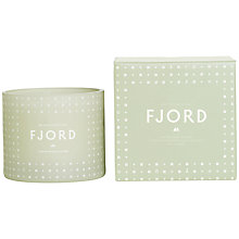 Buy SKANDINAVISK Fjord 4 Wick Scented Candle Online at johnlewis.com