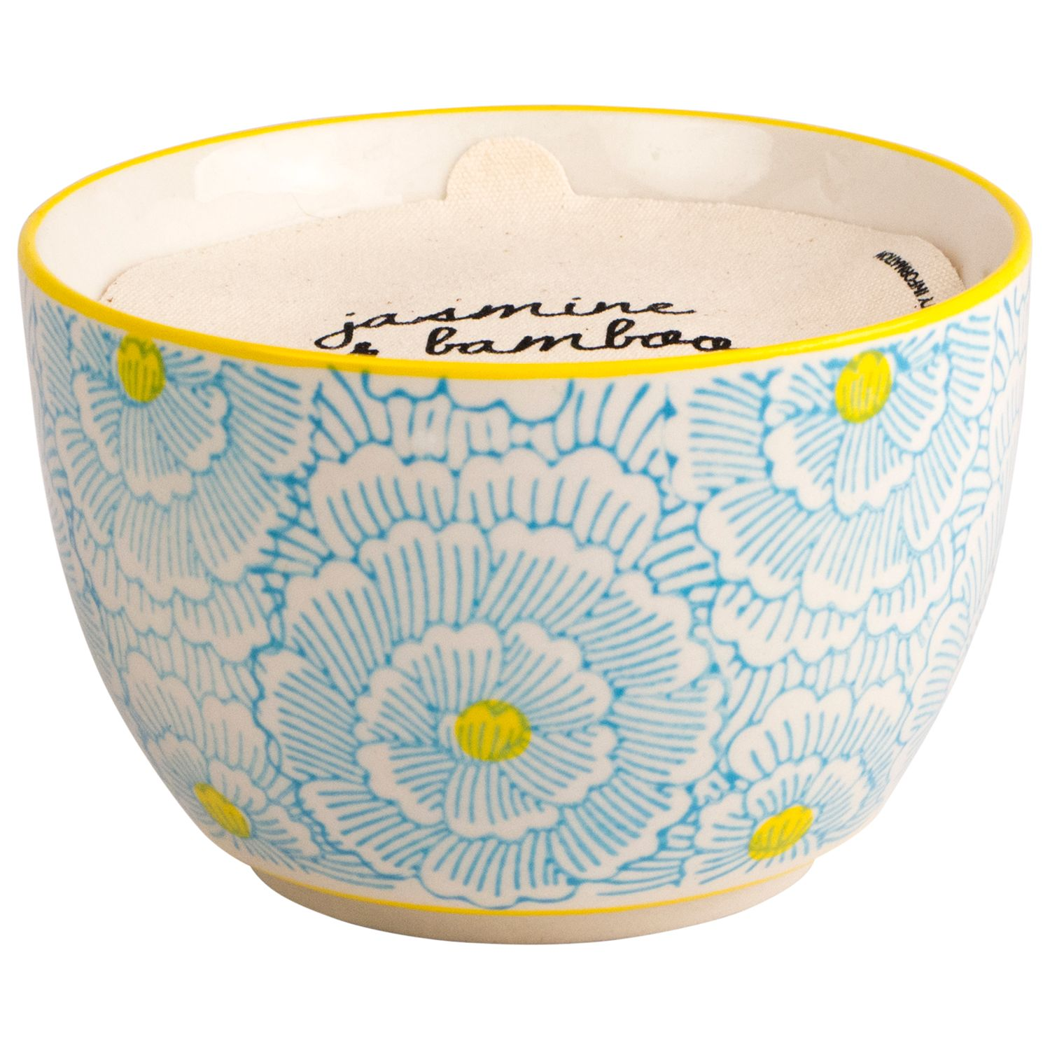 Paddywax Paddywax Boheme Large Jasmine and Bamboo Scented Candle