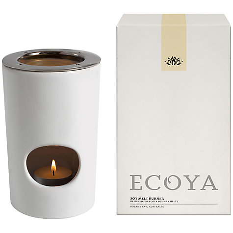 Buy Ecoya Soy Melt Burner online at SkincareStore with free delivery over $50! Best range of ECOYA Fragrance products available.