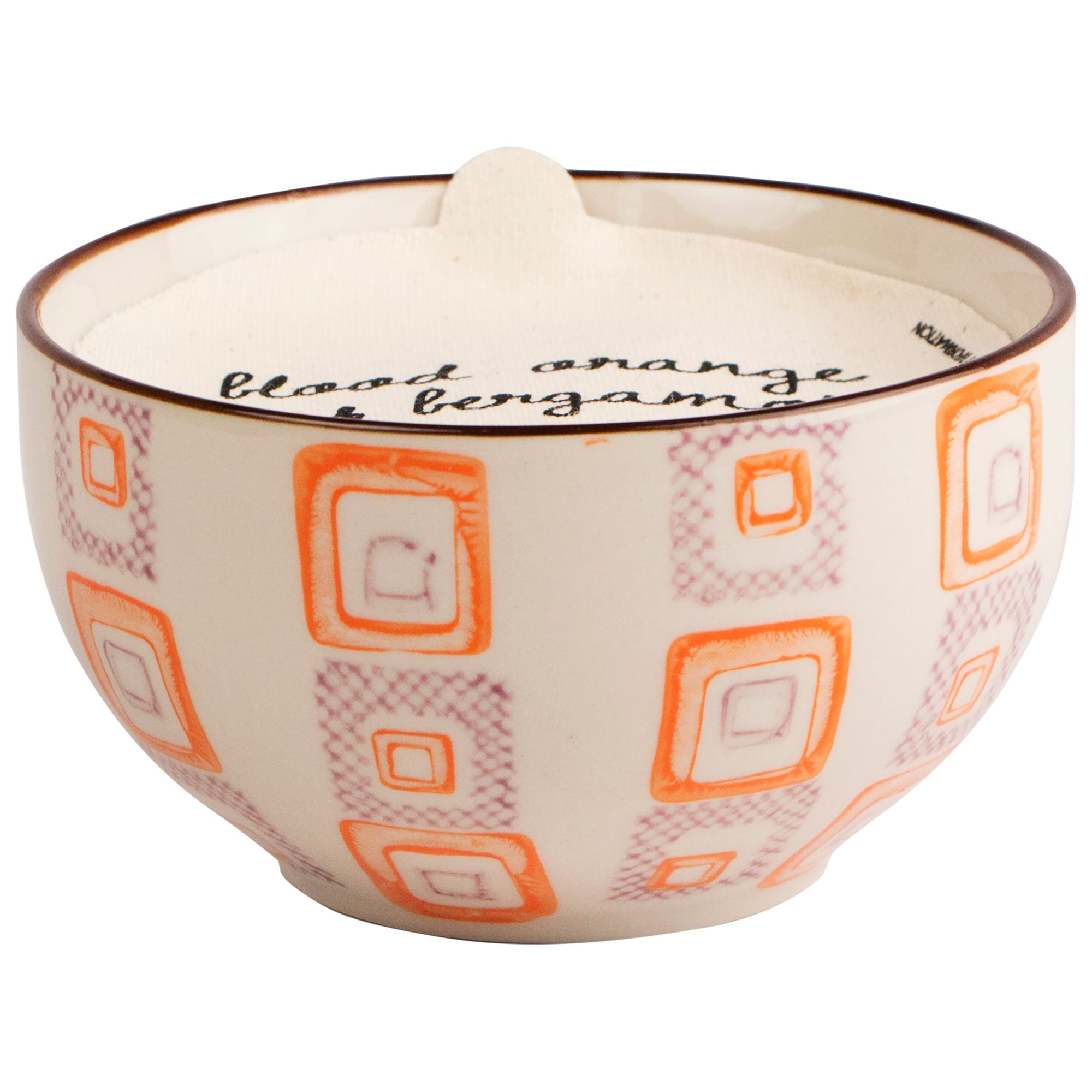 Paddywax Paddywax Boheme Small Blood Orange and Bergamot Scented Candle