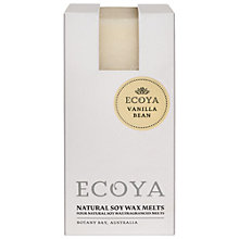 Buy Ecoya Soy Melts, Vanilla Bean Online at johnlewis.com