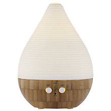 Buy madebyzen Amaya Ultrasonic Aroma Diffuser Online at johnlewis.com