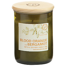 Buy Paddywax Ecogreen Blood Orange & Bergamot Scented Candle Online at johnlewis.com