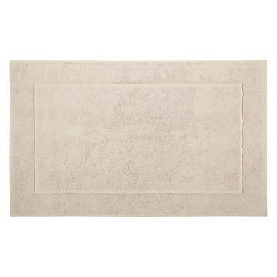 John Lewis Supreme Terry Cotton Bath Mat