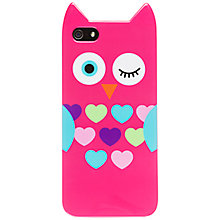 Buy My Doodles Universal Case for iPhone 5 & 5s, Owl Online at johnlewis.com