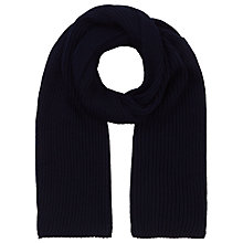 Buy JOHN LEWIS & Co. Fisherman Ribbed Scarf Online at johnlewis.com