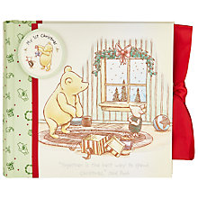 Buy Winnie the Pooh 'My First Christmas' Photo Album Online at johnlewis.com
