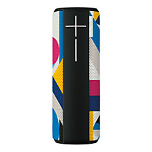 Buy UE BOOM by Ultimate Ears Boom Bluetooth NFC Portable Speaker, Exclusive Designs Online at johnlewis.com