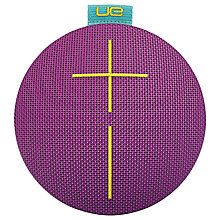 Buy UE ROLL By Ultimate Ears Bluetooth Waterproof Portable Speaker Online at johnlewis.com
