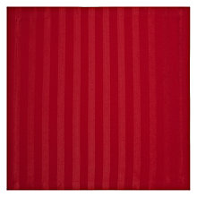 Buy John Lewis Sparkle Napkin, Red, Pack of 4 Online at johnlewis.com