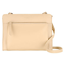 Buy Radley Clerkenwell Medium Across Body Leather Bag Online at johnlewis.com