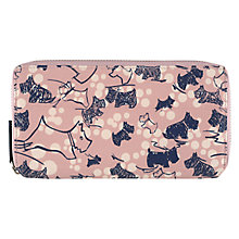 Buy Radley Cherry Blossom Matinee Purse, Pink Online at johnlewis.com