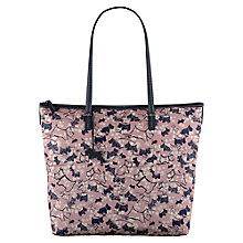 Buy Radley Cherry Blossom Large Tote Bag, Pink Online at johnlewis.com