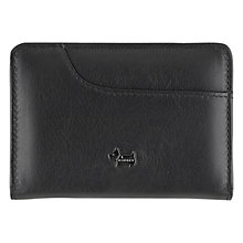 Buy Radley Pocket Bag Credit Card Holder, Black Online at johnlewis.com