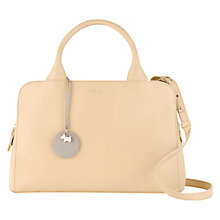 Buy Radley Millbank Medium Multiway Handbag, Ochre Online at johnlewis.com