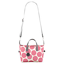 Buy Radley Spot On Medium Multiway Bag, Pink Online at johnlewis.com