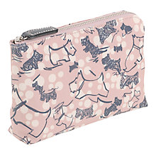 Buy Radley Cherry Blossom Dog Small Pouch, Pink Online at johnlewis.com
