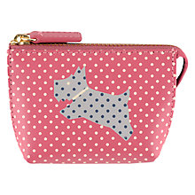 Buy Radley Upper Street Small Leather Purse, Pink Online at johnlewis.com