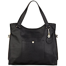 Buy Nica Chrissy Shoulder Bag, Black Online at johnlewis.com