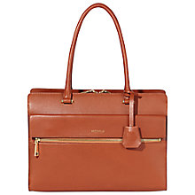 Buy Modalu Erin Structured Tote Bag Online at johnlewis.com