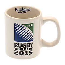 Buy Awnhill Rugby World Cup 2015 Mug Online at johnlewis.com