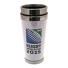 Buy Awnhill Rugby World Cup 2015 Travel Flask Online at johnlewis.com