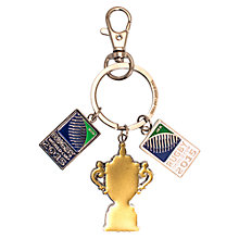 Buy Awnhill Rugby World Cup Keyring, Multi Online at johnlewis.com