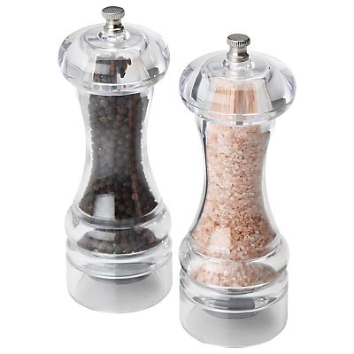 Olde Thompson Mercury Salt and Pepper Mills
