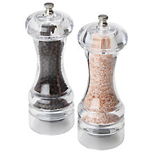 Buy Olde Thompson Mercury Salt and Pepper Mills Online at johnlewis.com
