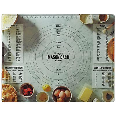 Mason Cash Baker Street Pastry Glass Board
