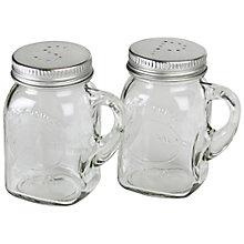 Buy Olde Thompson Mason Jar Shaker Set Online at johnlewis.com